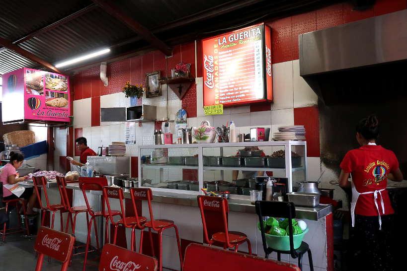 La Guerita an Oaxacan restaurant by Authentic Food Quest