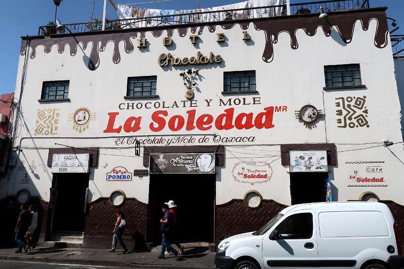 La Soledad Chocolate Oaxaqueno by AuthenticFoodQuest