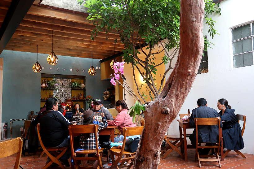 Las Quince Letras Oaxaca Restaurants by Authentic Food Quest