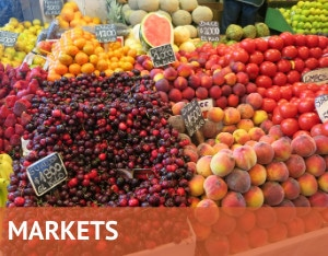 Food Markets by AuthenticFoodQuest