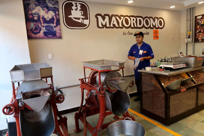 Mayordomo Oaxacan Chocolate by AuthenticFoodQuest