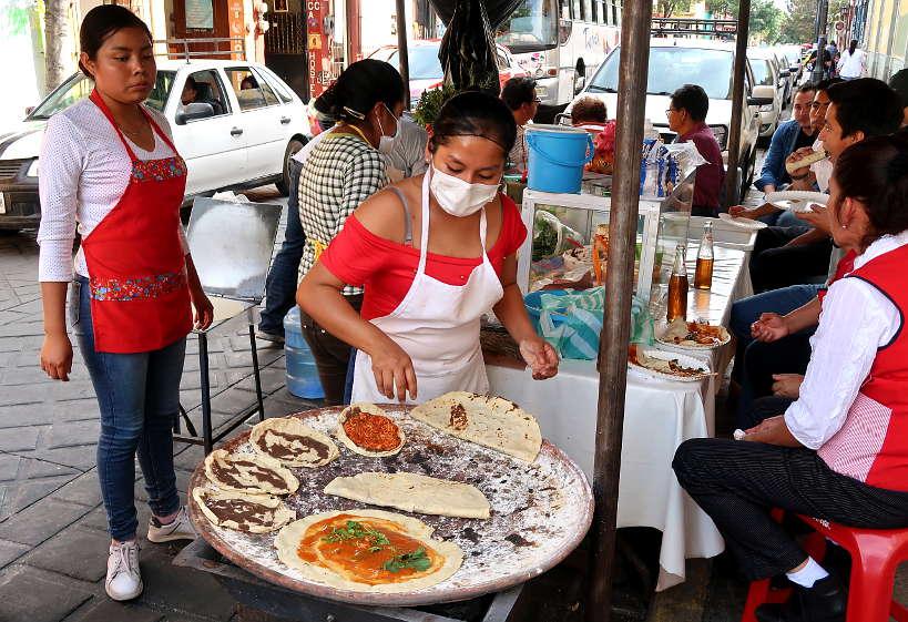 Memelas San Augustin Oaxaca Foods by Authentic Food Quest