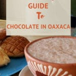 Oaxaca Chocolate by AuthenticFoodQuest