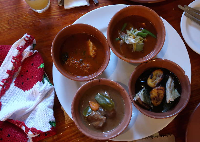 Oaxaca Mole by Authentic Food Quest