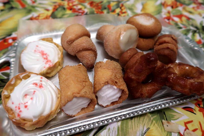 Oaxaca sweets and pastries for local Oaxaca foods by Authentic Food Quest