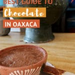 Oaxacan Chocolate by AuthenticFoodQuest