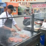 Peruvian street food in Lima by Authentic Food Quest