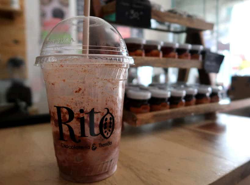 Rito Oaxacan Chocolate drink by AuthenticFoodQuest