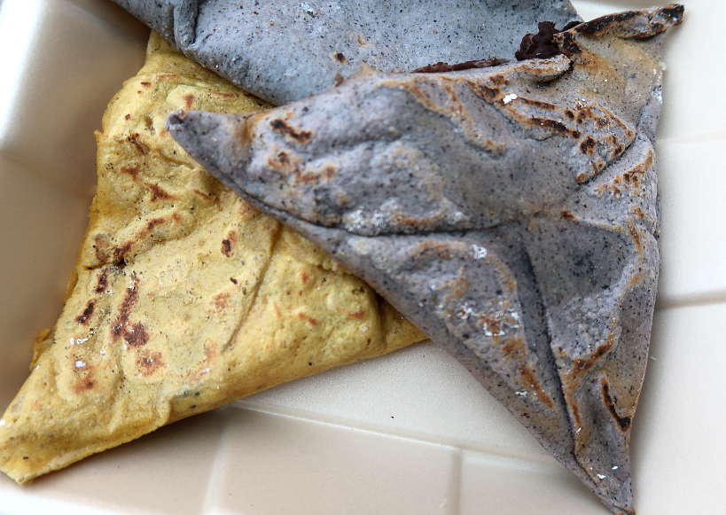 Tetelas from Itanoni food in Oaxaca by Authentic Food Quest