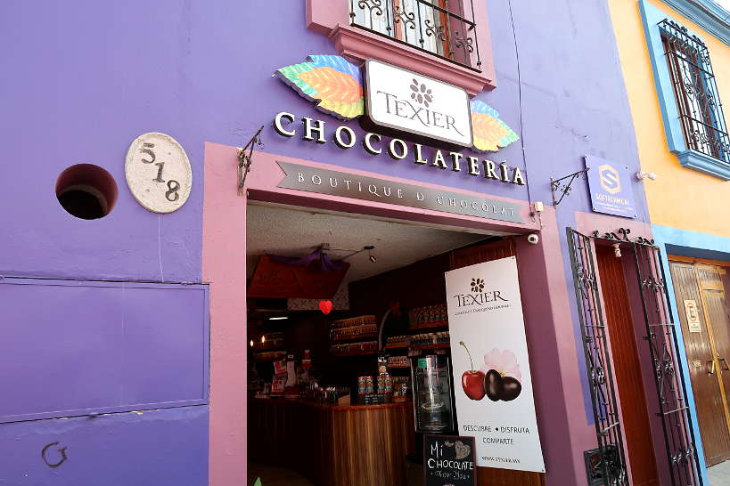 Texier one of the best Chocolate in Oaxaca by AuthenticFoodQuest