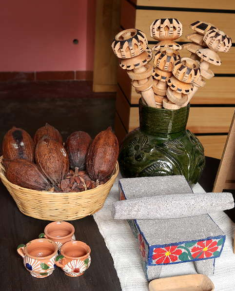 Traditional Tools to Make Chocolate in Oaxaca Mexico by AuthenticFoodQuest