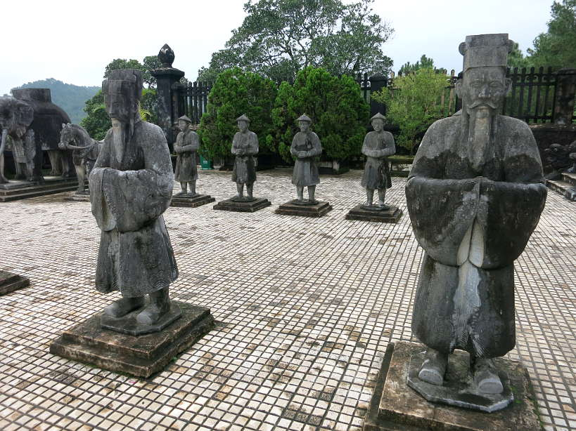 Tu Duc Royal Tomb in Hue by Authentic Food Quest for Hue Food