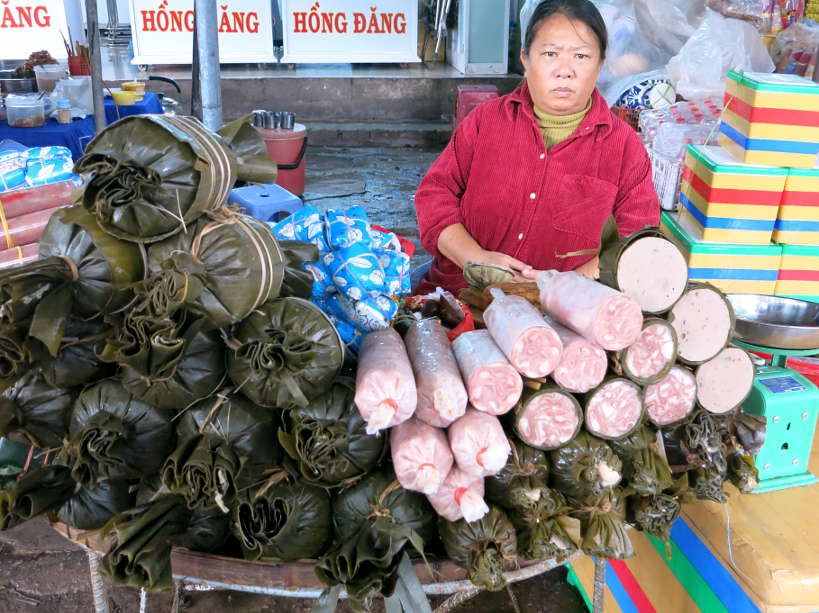 Vendor of Cha Hue Vietnamese Ham Pork Roll by Authentic Food Quest
