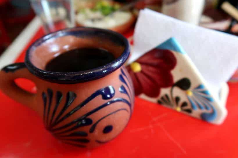 Cafe de Olla Mexican Coffee by Authentic Food Quest
