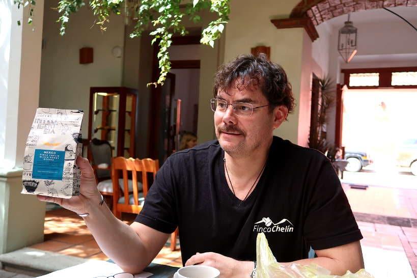 Enrique Finca chelin in Oaxaca Mexico by Authentic Food Quest