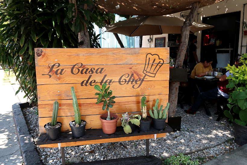 La Casa de la Chef Oaxaca Restaurant by Authentic Food Quest