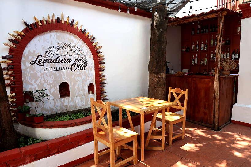 Levadura de Olla Best Restaurant in Oaxaca by Authentic Food Quest