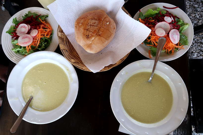 Lunch at Casa de la chef in Oaxaca by Authentic Food Quest