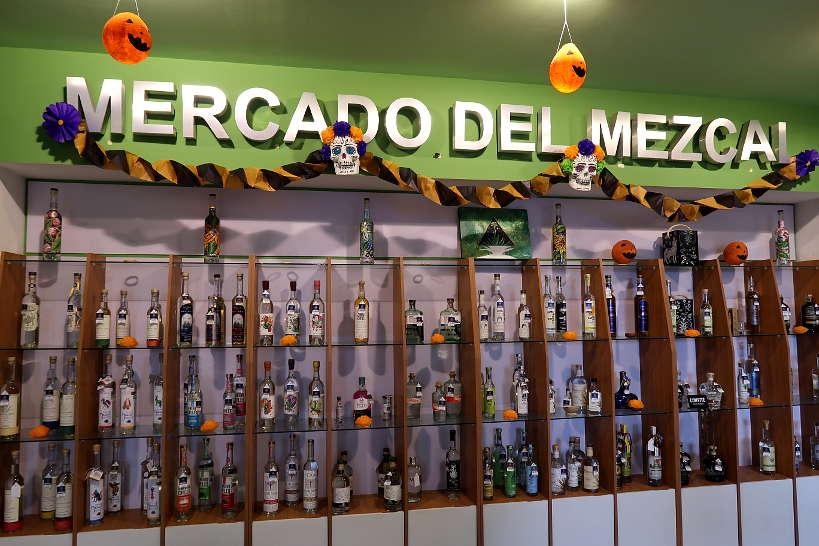 Mercad del Mezcal in Oaxaca by Authentic Food Quest