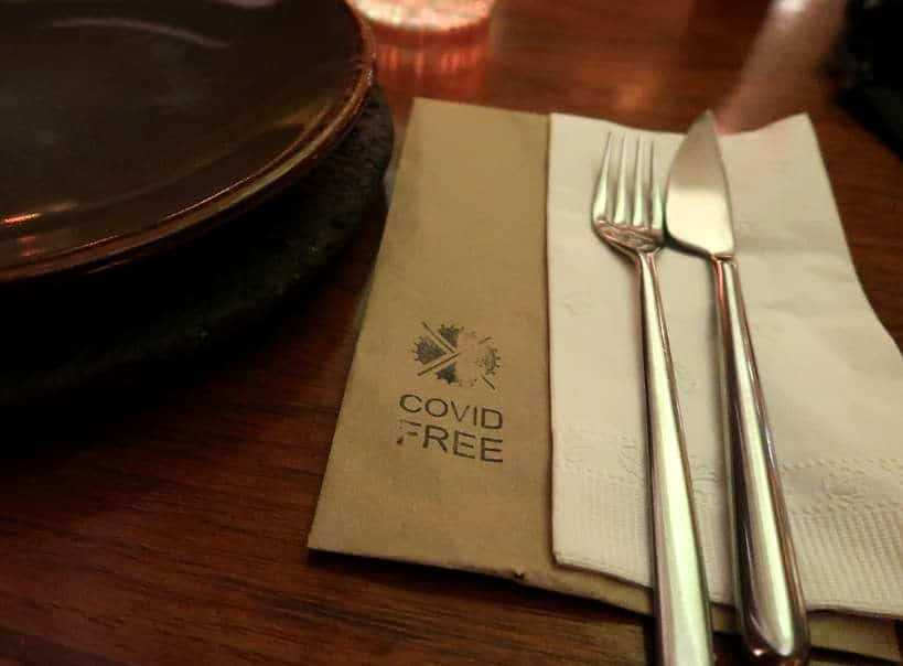 Oaxaca restaurants and covid measures by Authentic Food Quest
