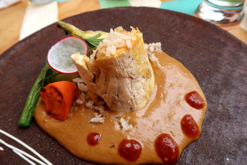 Pipian at Casa taviche by Authentic Food Quest