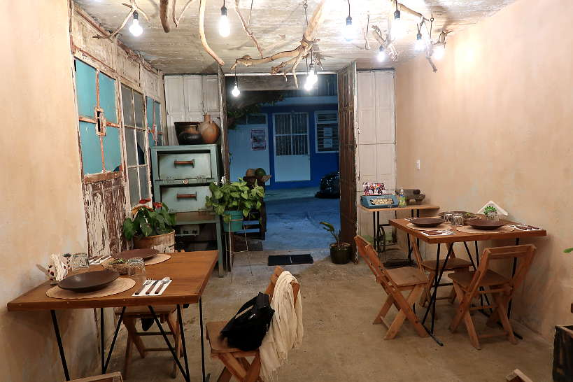 Teocintle Oaxaca Restaurant by Authentic Food Quest