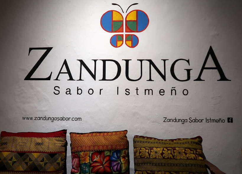 Zandunga Restaurant in Oaxaca by Authentic Food Quest