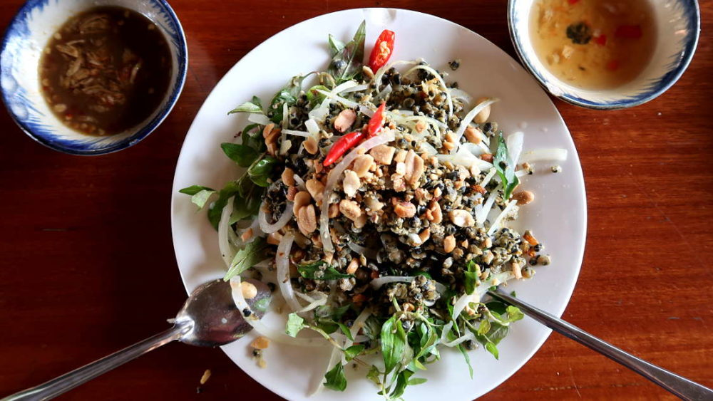 Hen Tron Hoi An Food Authentic Food Quest