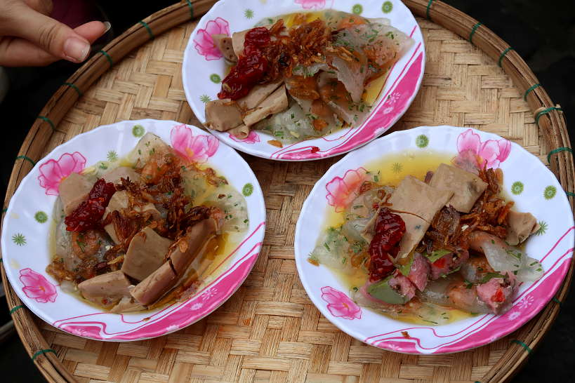 Banh Bot Lot Food in Hoi An by Authentic Food Quest