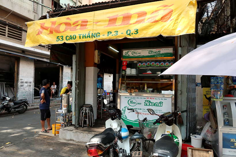 Banh Mi Hoa Ma Best places to Eat in Saigon Authentic Food Quest