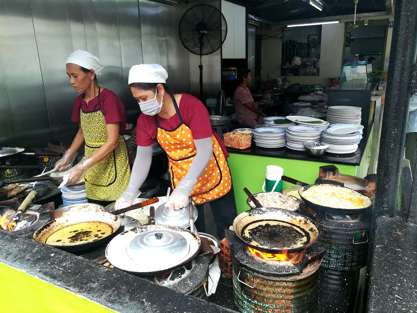 Banh Xeo 46A Anthony Bourdain Ate Here for Food in Saigon by Authentic Food Quest