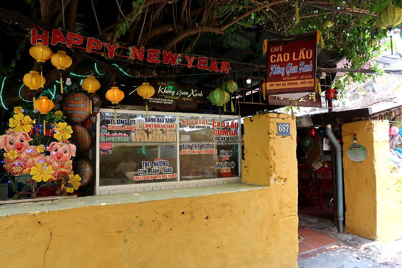 Cafe Cao Lau Hoi An restaurant by Authentic Food Quest