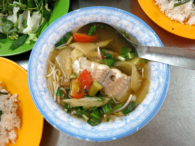 Canh Chua Ca a Vietnamese Sweet and Sour Fish Soup from Saigon by AuthenticFoodQuest