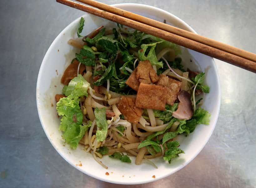 Cao Lau best food in Hoi An by Authentic Food Quest