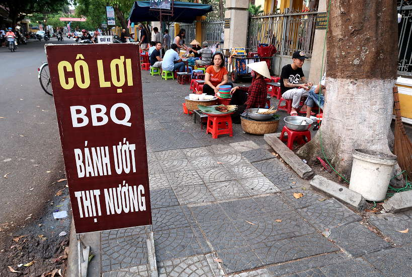 Co Loi Street food in Hoi An by Authentic Food Quest
