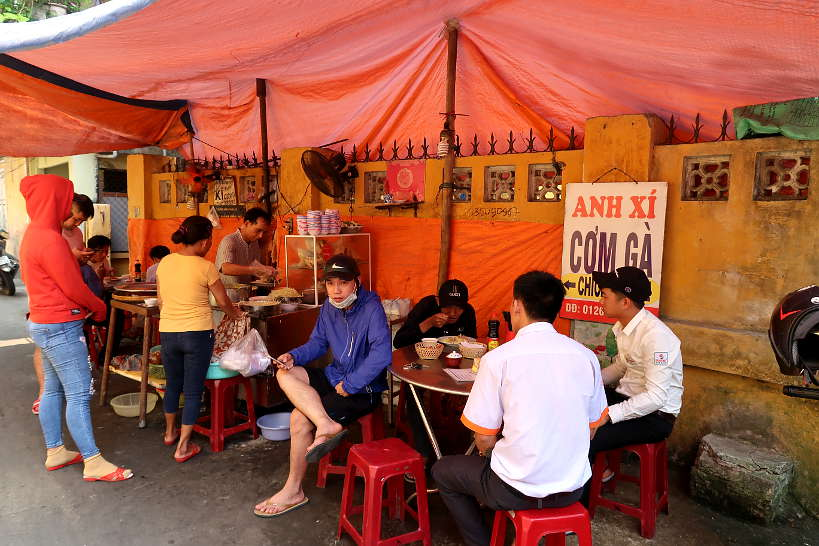 Com Ga Xi Street Food Hoi An by Authentic Food Quest