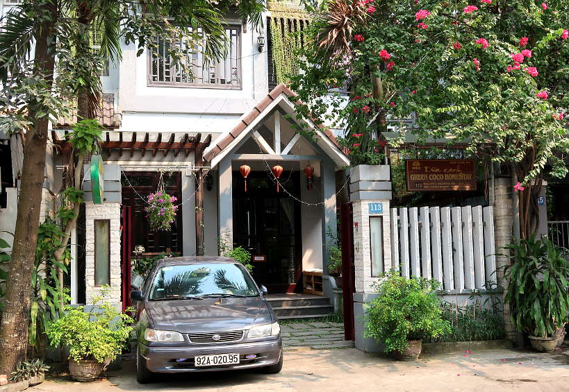 Green coco homestay 2 where to stay in Hoi An by Authentic Food Quest