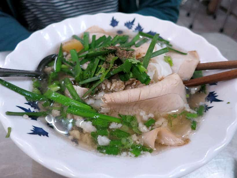 Hu Tieu Thick Noodle Soup Food in Saigon by AuthenticFoodQuest