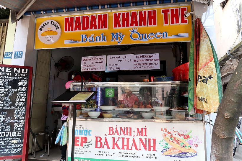 Madam Khanh Banh My Queen Hoi An by Authentic Food Quest