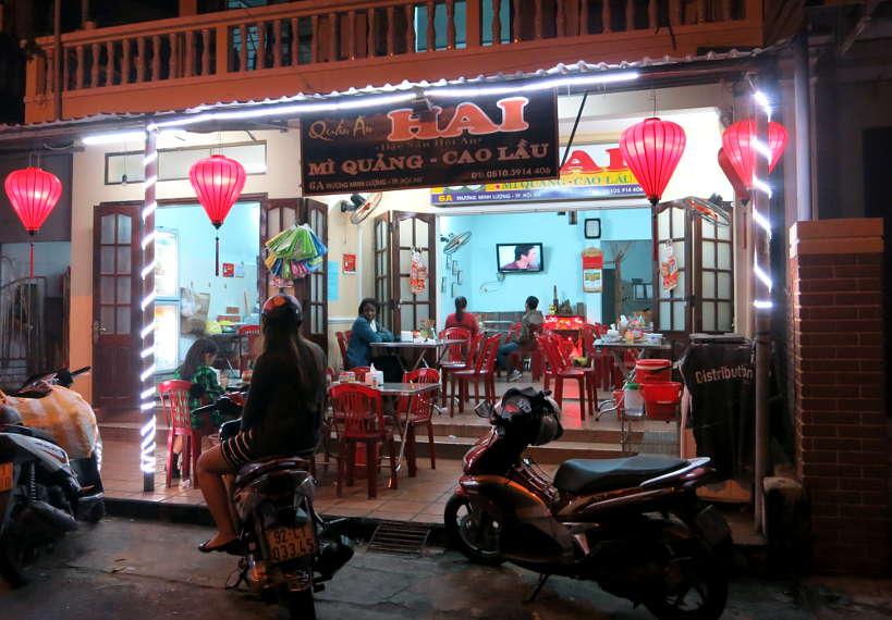 Mr Hai Restaurant Hoi An by Authentic Food Quest