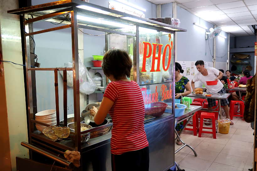 Pho Thanh Binh Best Place to Eat Pho in Saigon by Authentic Food Quest