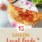 Pinterest best of Saigon Food by AuthenticFoodQuest
