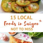 Pinterest best of the Food in Saigon by AuthenticFoodQuest4