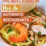 Guide Food in Hoi An by Authentic Food Quest