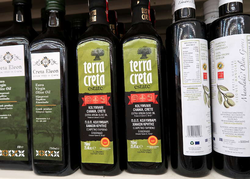 Terra Creta Olive Oil for Melomakarona Recipe