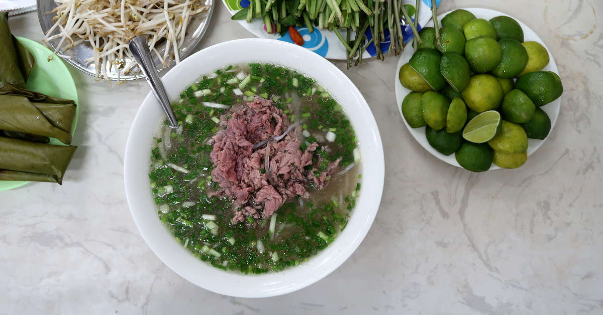 Beef Pho in Vietnam by AuthenticFoodQuest