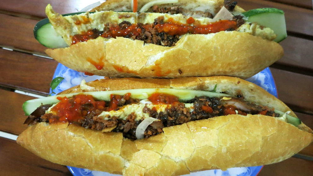 1200 Vietnamese Sandwich Banh Mi Authentic Food Quest