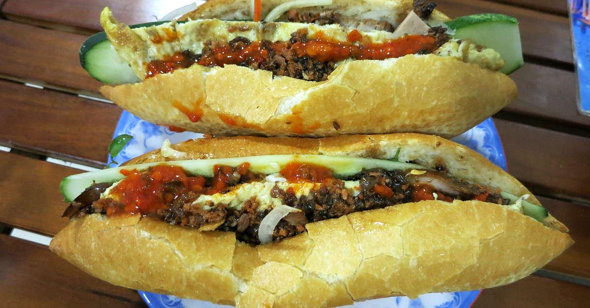 1200 Vietnamese Sandwich Banh Mi Authentic Food Quest