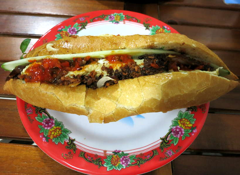 Banh Mi from Banh Mi Queen by Authentic Food Quest