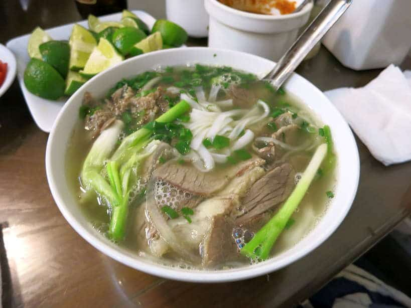 Beef Pho in Hanoi Vietnam by AuthenticFoodQuest